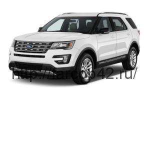 Ford Explorer (2018)
