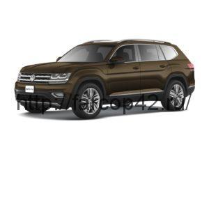 Volkswagen Teramont (2018)