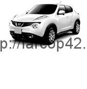 Nissan JUKE 2WD (2011-2014)