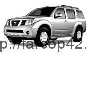 Nissan PATHFINDER (2004-2010)