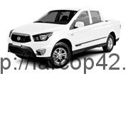 SsangYong ACTYON SPORT (2013 - 2016)