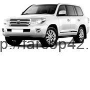 Toyota LAND CRUISER 200 (2013-2015)