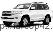 Toyota LAND CRUISER 200 (2015)