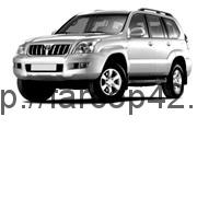 Toyota Land Cruiser Prado (2003-2009)