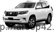 Toyota Land Cruiser Prado (2017)