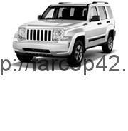 Jeep CHEROKEE KK 2007-2012