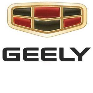 Пороги GEELY